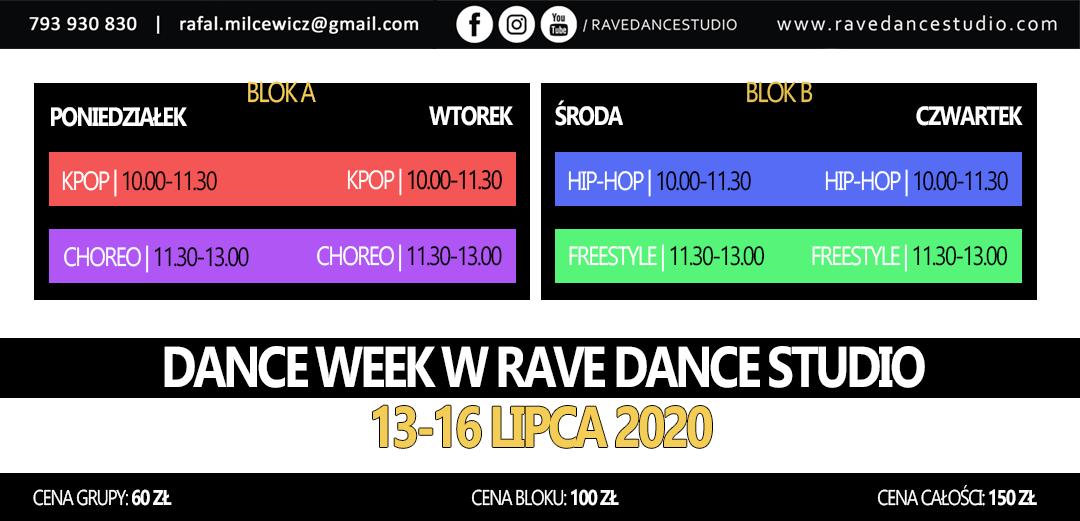 dance week