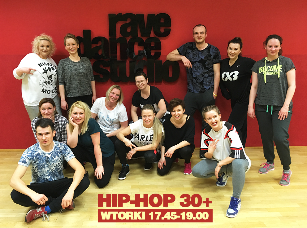 hiphop30+ grafika